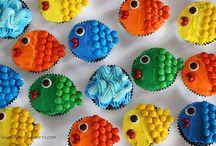 Fish/Nemo Party / by Adrianne Bitondo