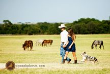 Engagement Photo Ideas...For the Future / by Brooke Harward