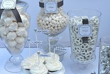 Candy Buffets / Dessert Buffets / by abbey & izzie designs