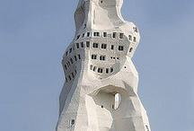Amazing architecture  / by Rebecca Spraggins