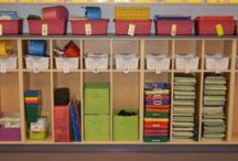 Organization for home and school / by Bitsy Griffin
