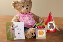 Party Like an Animal / Parties are pawsome at Build-A-Bear Workshop, no matter what the occasion. Here we pin ideas for you to make the most of your next party, so you can truly, party like an animal! / by Build-A-Bear Workshop