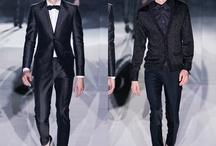 Menswear Trend Inspirations / by Shelly-Ann Bryan