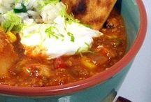 Delish soups / by Theresa Barsallo