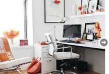 Home office / by Cee Gra