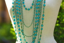 Turquoise  / by Tressa Beckstead
