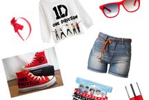 fashion for teen girls / Polyvore sets created by my daughter.. / by Cynthia Robin