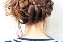 Hair / by Neve Larrow