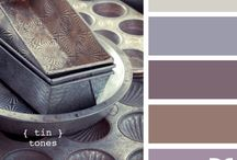 color palate / by Tiffany Newman