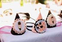 Adorable Birthday Party Hats / by Wahkuna Campbell