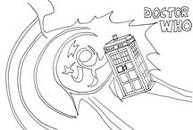 Doctor Who / by Lucy Byrd