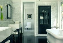 Bathrooms / by Emma Stine Limited