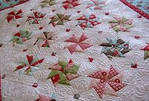Quilts and quilting / by Linda Wilson