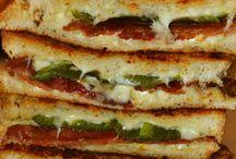 Sandwiches / by Kimberly Hyman