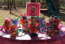 Birthday Party Ideas / by Kayla Reinicke
