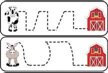 School OT: Visual Motor/Visual Perception / by Carye F