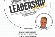 Leading From Any Chair / by USI-Student Development Programs