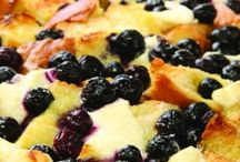 Great Breakfast Ideas / Savory and sweet breakfast ideas for all budgets and tastes / by The Inn At Defiance