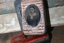 Metal and More-Altered Art & Assemblage / Altered Art and Assemblage Inspiration / by Bonnie Montgomery