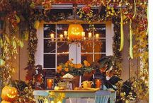 autumn/thanksgiving/halloween / by Kris Fisher