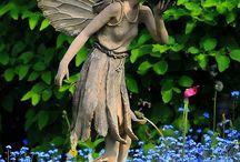 Garden fairies / by Angela Panzarello