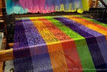 Weaving / by Sandra Gibbs