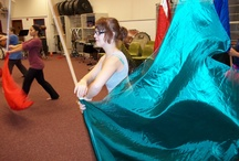color guard obsession! <3 / by Megan Smith