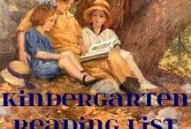 LA/Reading- Kindergarten / by Ashley Carr