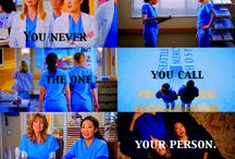 Grey's Anatomy / by Alexandra Logan