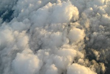 Clouds / by Pine Cones and Acorns Blog