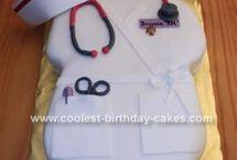 nurse cakes / by Pamela Webster