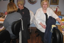 Sandy Scales March 2012 Seminar / by Pampered Palette