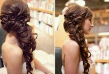 Hair (; / by Amna Siddiqui