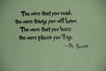 Dr. Seuss / by Susan Bauer