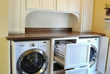 Laundry room / by LuAnn Loynachan-Kircher