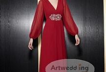 Artwedding Evening Dresses / by Artwedding.com