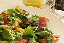 Salad / by AnneLouise Campbell