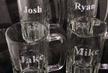 Gifts for Groomsmen / Help your soon-to-be groom pick the perfect gift for his groomsmen!  / by BARI JAY