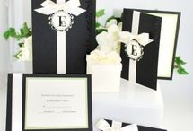 Wedding Stationery and other Invitation ideas / by Creatin' With Kirsteen: Kirsteen Gill Independent Stampin' Up! Demonstrator