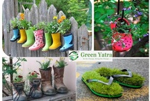 Garden ideas / by Carole Moss King