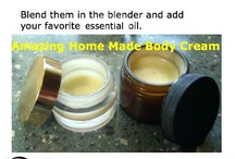 HomeMade Remedies / by Face Yoga Method
