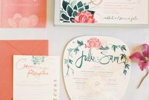 Invitation inspirations / by Noonan's Wine Country Designs