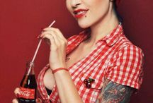 Retro Rockabilly-esque / by Andrea Hansen