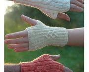 Knitting-gloves, socks, slippers / by Mary Ann Nash