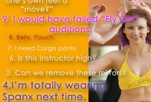 Zumba / At home Zumba routines... and other fun stuff! / by Betsy Posada
