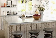 Kitchen/Dining Ideas / by Nicole Popham Leopard
