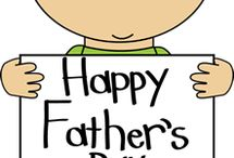 Father's Day / Father's Day Clip Art / by MyCuteGraphics