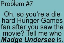 Hunger Games/Catching Fire/Mockingjay / by Kiera Giovanini