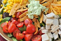 Cookbook - Salads* / by Melissa Moss