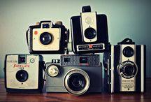 cameras / by Leslie williams